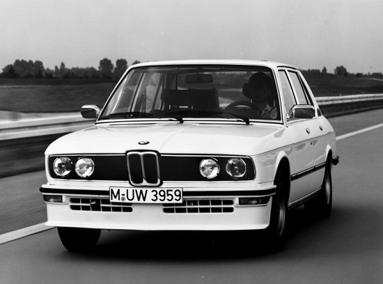 Information on the E12 M535i.